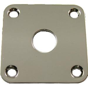 Jack plate, Gibson® nickel
