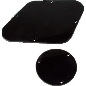 Backplate combo, Gibson®, black
