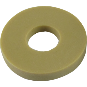 "Washer - 7/8"" x 1/8"" Thick, Rubber, Chassis Mount,"