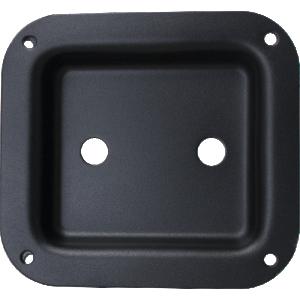 """Jack Plate - 2-Hole, Metal, 4.02"""" x 4.41"""""""