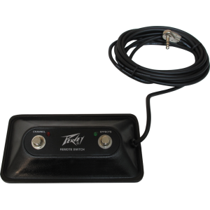Footswitch, Peavey for 6505®