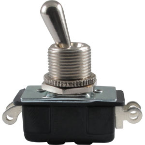 Switch - Carling, DPST, Toggle, 2 Position, (On-Off)