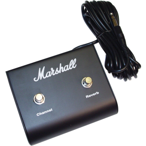 Footswitch - Marshall, Two Button (Channel, Reverb)
