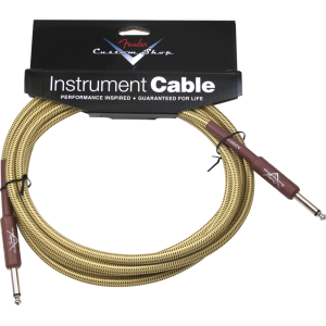 Cable - Original Fender, Custom Shop, Instrument, Tweed