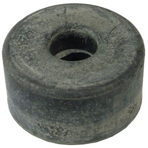 "Foot - Rubber, 1.5"" x .75"", with Metal Washer"