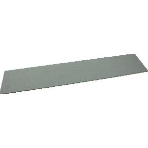 "Fiberboard - Vulcanized, 3"" x 15"", .062"" Thick"
