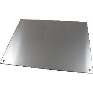 """Cover Plate - Hammond, Aluminum, 11.75"""" x 8.75"""""""