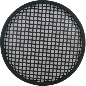 Speaker Grill - Flat Black