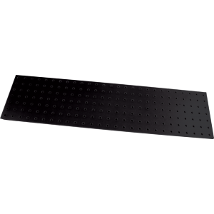 "Turret Board - Blank, 189 Holes, 10-1/8"" x 2-5/8"""