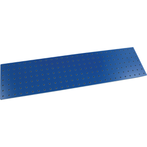 Turret Board - Blank, 2 mm, 189 Holes, 258mm x 67mm, Blue