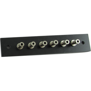 Turret Strip - 67mm x15.875mm , loaded with 6 turrets