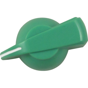 Chicken-head Knob, light green