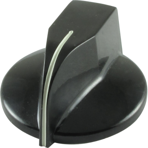 Knob, Ampeg stove knob for large pots, D shaft