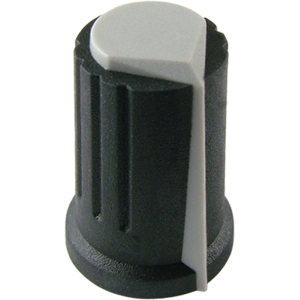 Knob - Peavey, Grey - AMR-88-4