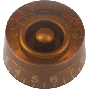 Knob - Speed, Embossed Numbers, Gibson Style