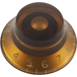 Knob - Top Hat, Gibson Style
