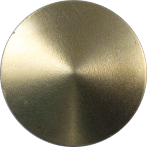 Knob Brights - for Zenith Trans-Oceanic, package of 2