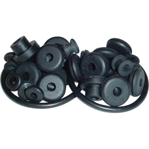 Grommet Kit - All Rubber Parts, for Leslie