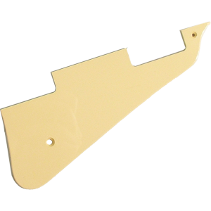 Pickguard, Gibson® for Les Paul Standard, cream