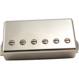 Pickup, Gibson® 490T Modern Classic, nickel cover bridge