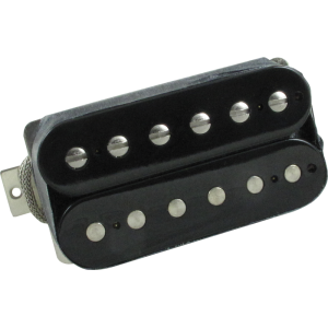 Pickup - Gibson®, Burstbucker #2 Alnico II humbucker, Black