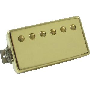 Pickup, Gibson® Burstbucker #2 Alnico II humbucker, gold