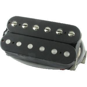 Pickup, Gibson® 498T Hot Alnico 5 humbucker, Bridge, Black