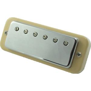 Pickup - Gibson Mini-Humbucker, Treble, Chrome w/ cover