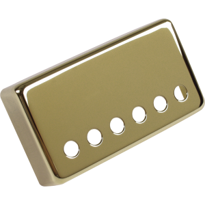 Pickup cover - Gibson®, humbucker bridge, gold
