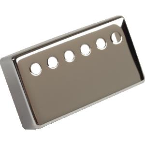 Pickup cover, Gibson® humbucker neck, nickel