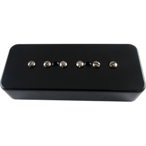 Pickup - Kent Armstrong, Stealth 90, Bridge, Plastic/Metal cover