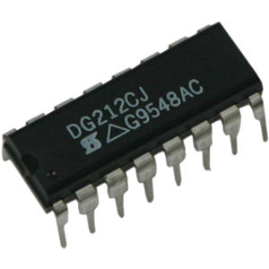 Integrated Circuit - Korg, For Marshall, DG212CJ