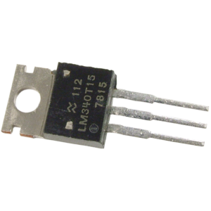 Transistor - Kustom, LM340-15, Fixed-Voltage Regulator