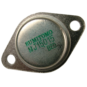 Transistor - MJ15015, NPN, Complementary High-Power