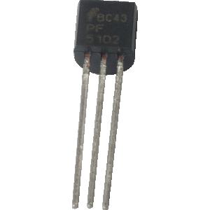 Transistor - JFET N-Ch Transistor Lo Freq/Lo Noise, PF5102
