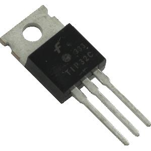 Transistor - TIP32C, PNP Epitaxial transistor