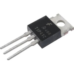 Transistor - TIP41C, NPN Epitaxial Transistor