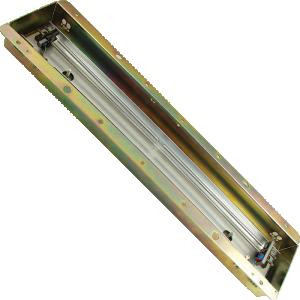 Reverb Tank - Medium Decay, Used in Kustom Amplifiers