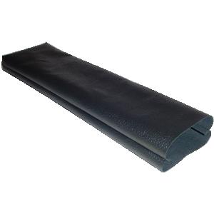 "Reverb Tank Liner - for 17"" Bag, Handmade of Black Tolex"