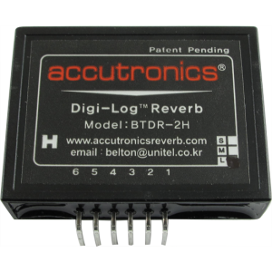 Reverb Module - Accutronics Digi-Log Mini, Horz. Mount, Long