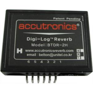 Reverb Module - Accutronics Digi-Log Mini, Horz. Mount, Med