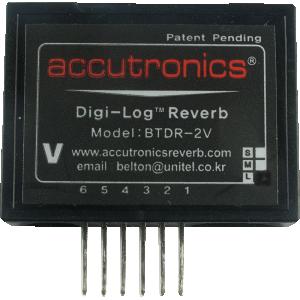 Reverb Module - Accutronics Digi-Log Mini, Vertical Mount, Long