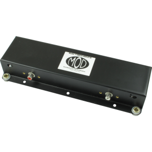 Reverb Tank - Mod, Equivalent to 8BB3D1B, Black Finish