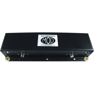 Reverb Tank - Mod, Equivalent to 8FB3C1B, Black Finish