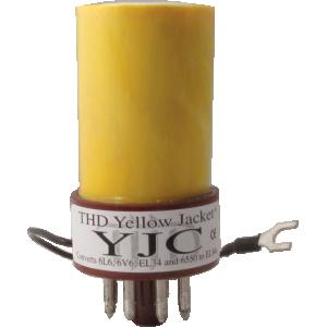 Yellow Jacket, Cathode Biased, Converts 6L6, EL34 to EL84