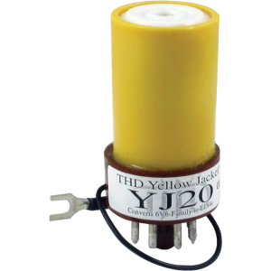 Adapter - Yellow Jacket, Converts 6V6 to EL84/6BQ5