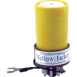 Adapter - Yellow Jacket, Converts 7591 to EL84/6BQ5