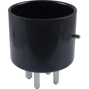 Tube Base - 4-Pin