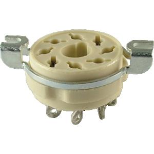 Socket - 8 Pin Ceramic, High Quality