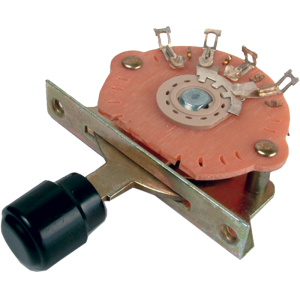 Switch - Fender, Pickup Selector, 3-Way for Strat & Tele